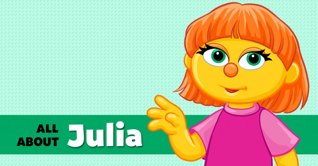 Seven Fun Facts About Sesame Street's Julia